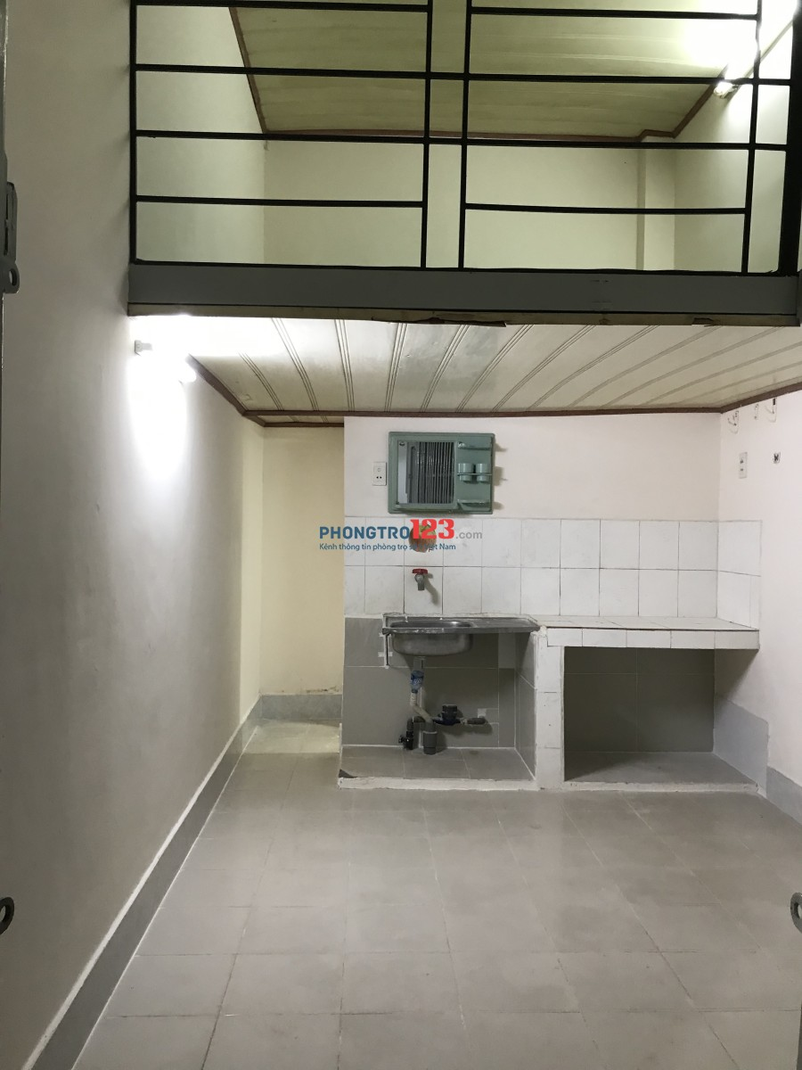 Phòng trọ mới 19m2 Lạc Long Quân, P.10, Q.Tân Bình
