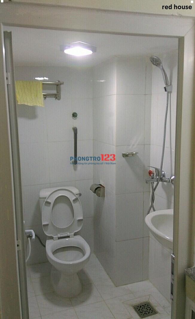 Phòng mới, đủ tiện nghi, sạch sẽ Cộng Hòa, Tân Bình, giá 3,9tr