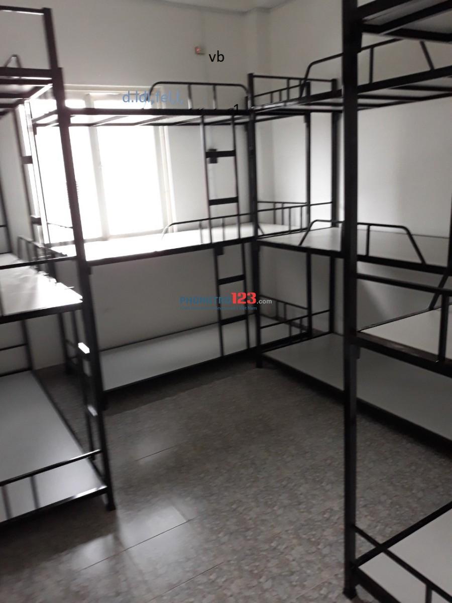 Giường tầng cao cấp 700k/tháng chỉ có ở Bình Thạnh