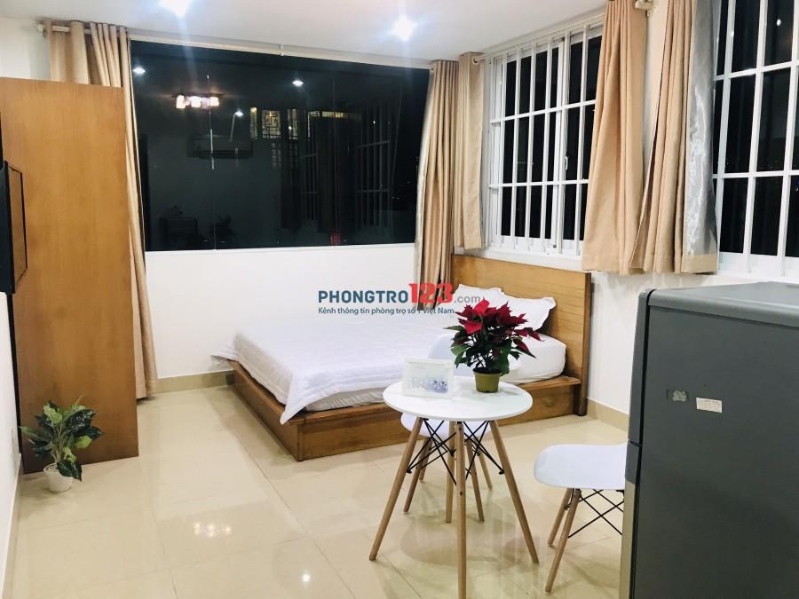 Căn hộ đẹp, full nội thất ngay chợ Bà Chiểu, quận Bình Thạnh