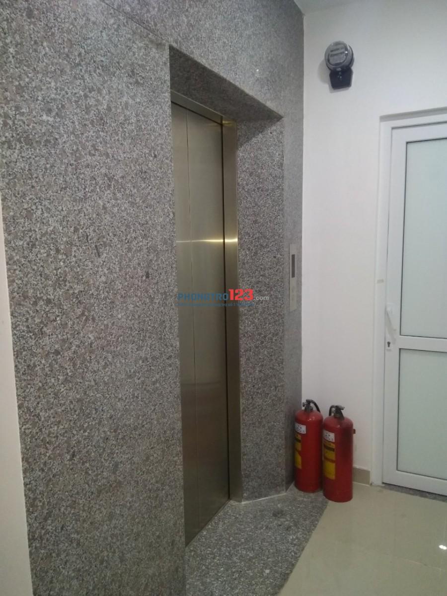 Căn hộ cho thuê 30m2 full NT, tiện nghi, có thang máy Cộng Hòa, 5,0tr/tháng