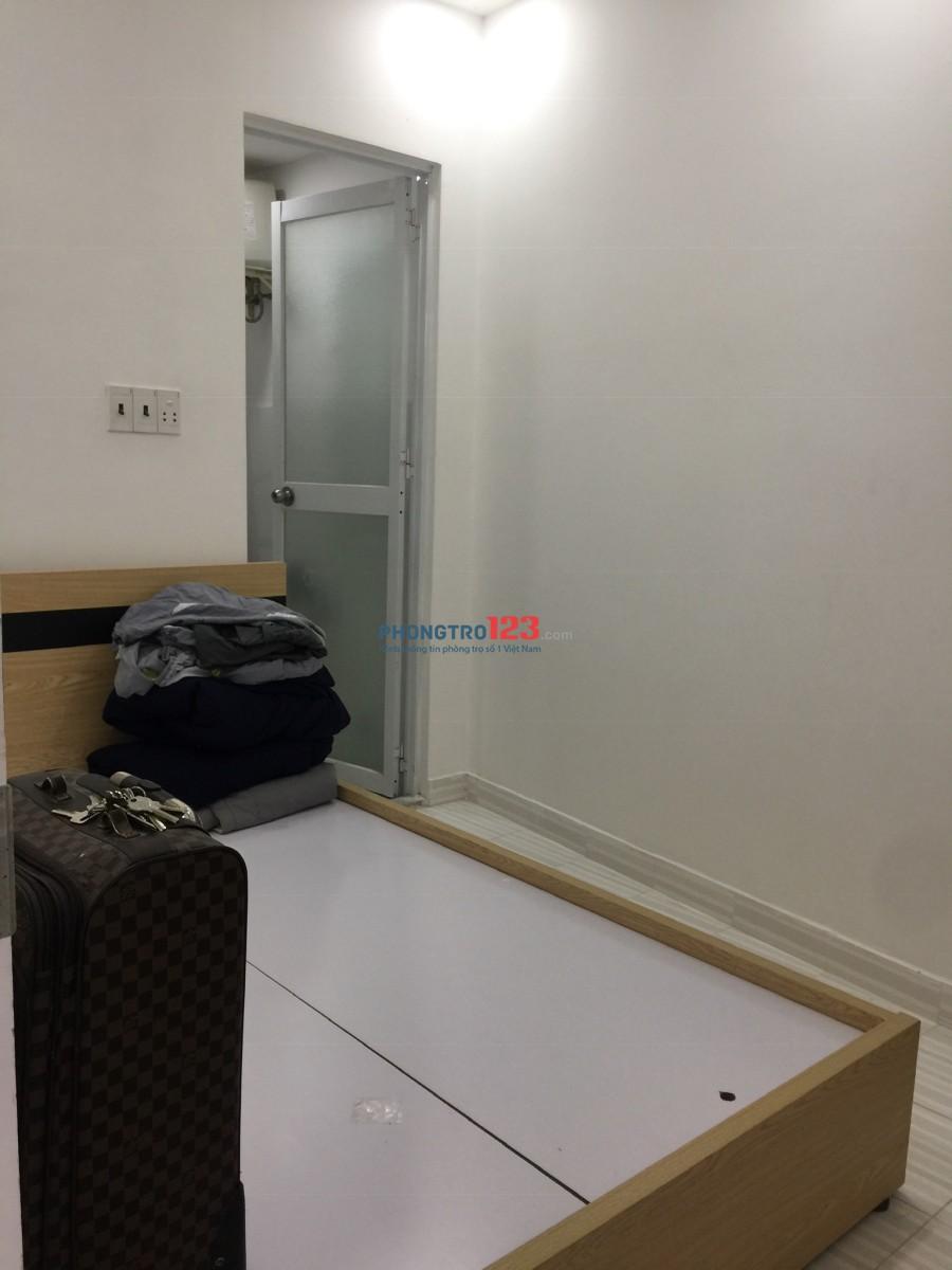 Cho thuê phòng trọ quận 1, Trần Hưng Đạo, giá chỉ 3tr5