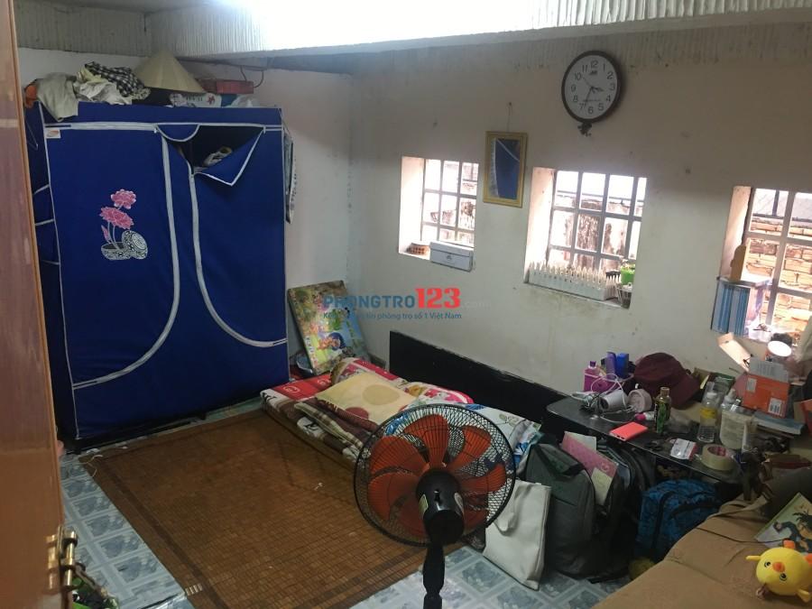 Phòng 20m2 cho 2 nữ CNV ở. Chính chủ