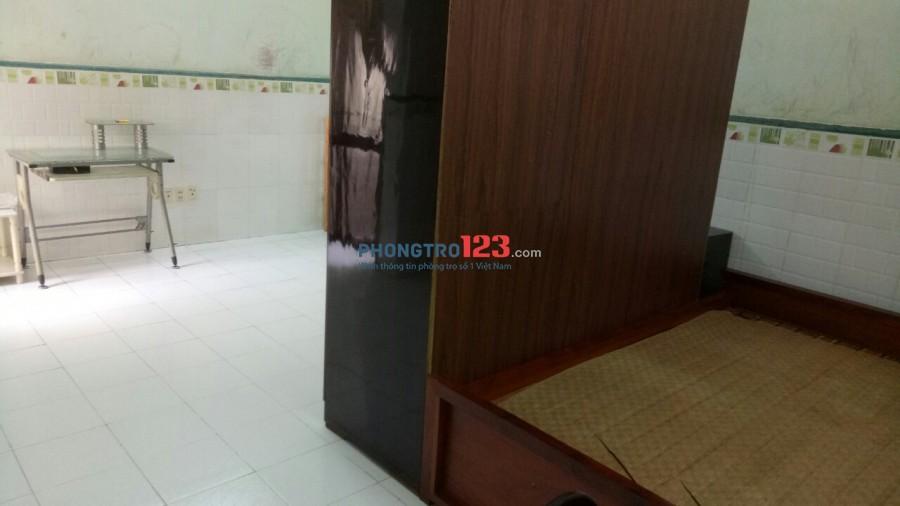 Phòng máy lạnh- full nội thất (Quang Trung-P.10-Gò Vấp) DT: 36m2, giá 3.3 triệu/th, y hình chụp