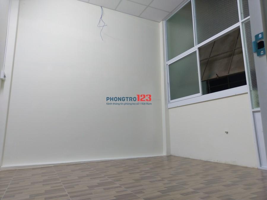 Phòng cao cấp máy lạnh, mới 100%, Chu Văn An, Bình Thạnh !