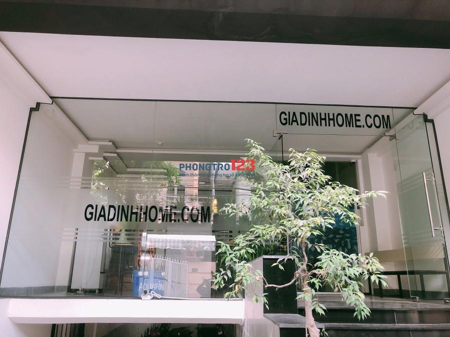 Mình cần cho thuê gấp văn phòng công ty tầng trệt của toà nhà cao cấp 8 tầng tân bình LH :A Tân