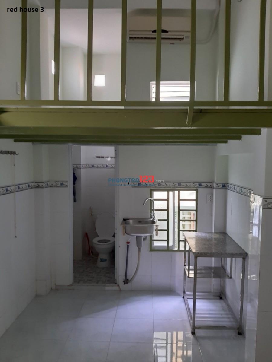 Căn hộ ban công, tiện nghi cơ bản cho thuê giá 3.0tr, Hoàng Hoa Thám, Tân Bình