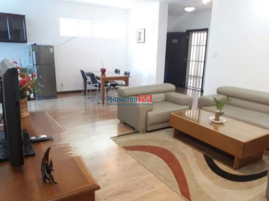 Cho thuê phòng full nội thất trong căn hộ Copac Q.4, giá chỉ 7tr/tháng. LH: Ms Ngọc 0914547338