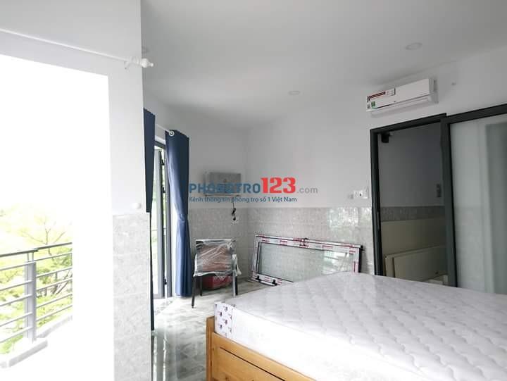 Phòng full nội thất cao cấp số 9 đường số 1- chợ Tân Mỹ, Q.7 - 30m2