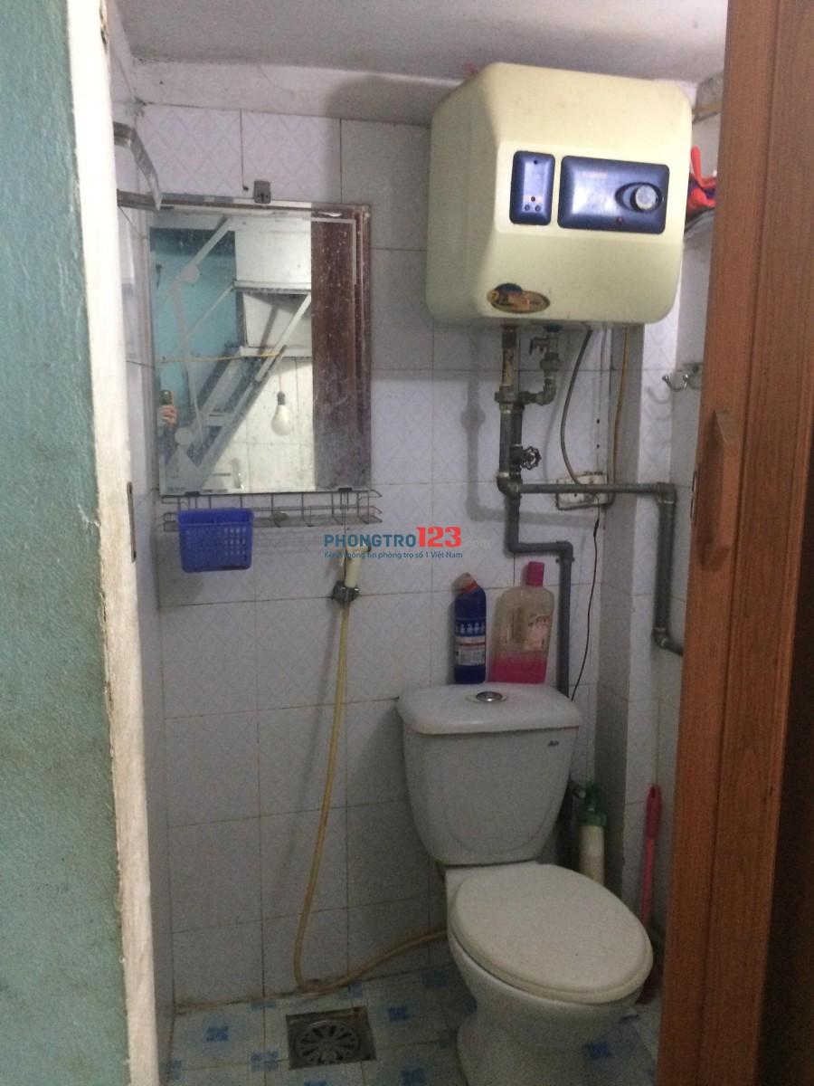 Nhà trọ sạch sẽ, khép kín, an ninh an toàn tại Đê La Thành