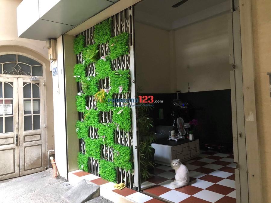 Cho thuê nhà nguyên căn 2 lầu tại Thích Minh Nguyệt, P.2, Q.Tân Bình, giá 13tr/tháng. LH Mr Hùng