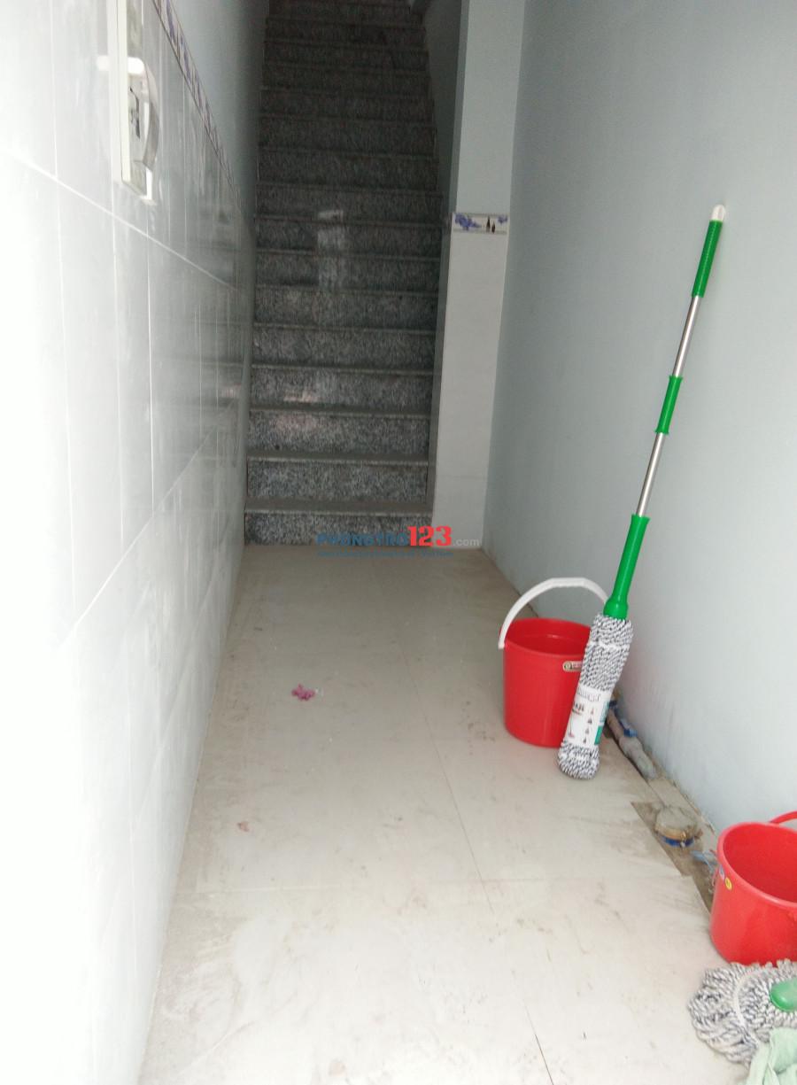 Nguyên lầu 1 mới xây, đi lên độc lập 60m2 Lã Xuân Oai, TNPA, Q.9
