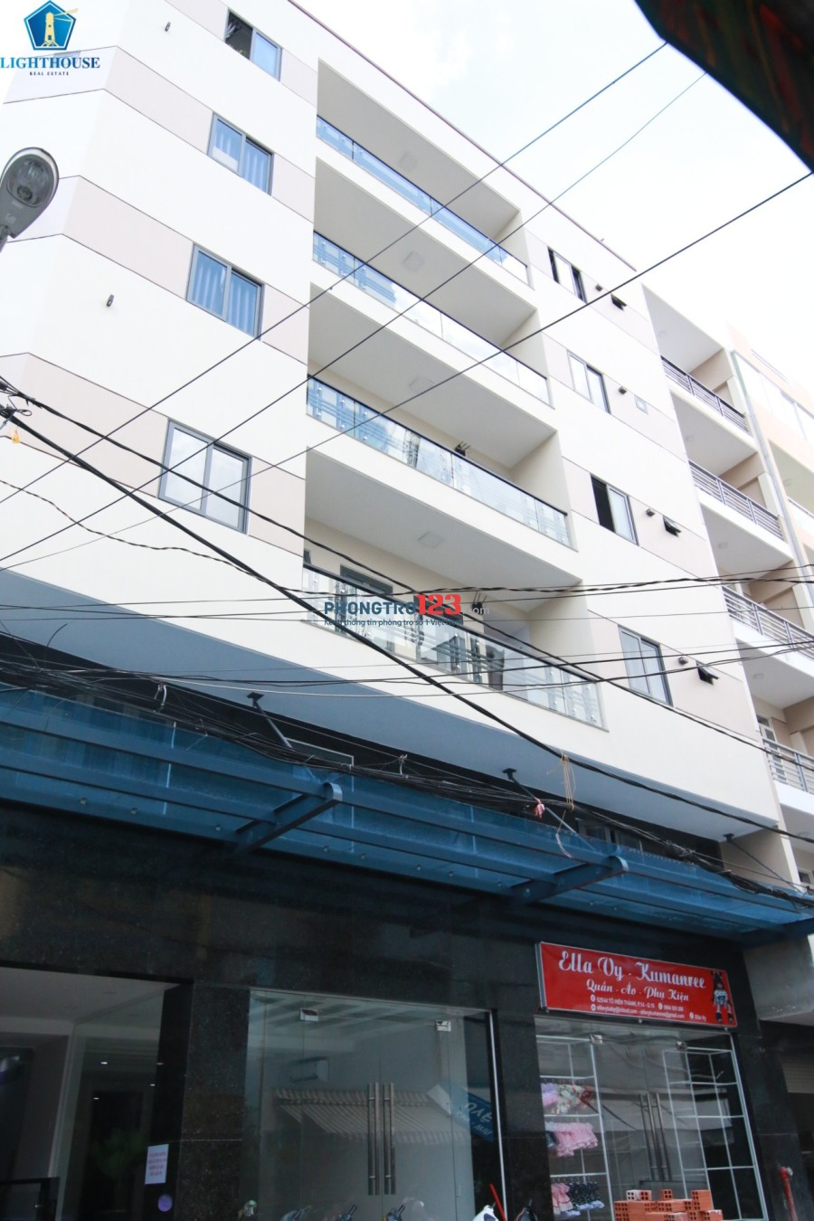 căn hộ studio 35m2 1PN, 2PN đẹp nhất tại trung tâm Q10