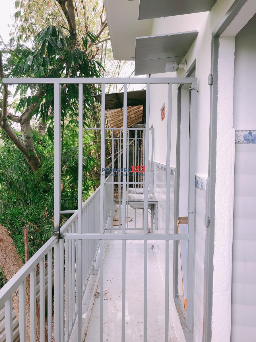 Cho thuê phòng đẹp rộng có gác và wc riêng tại Tân Thới Nhất 01, Q.12, giá 2,8tr/tháng