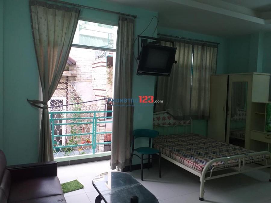 Căn hộ Quận Phú Nhuận 30m², đầy đủ tiện nghi