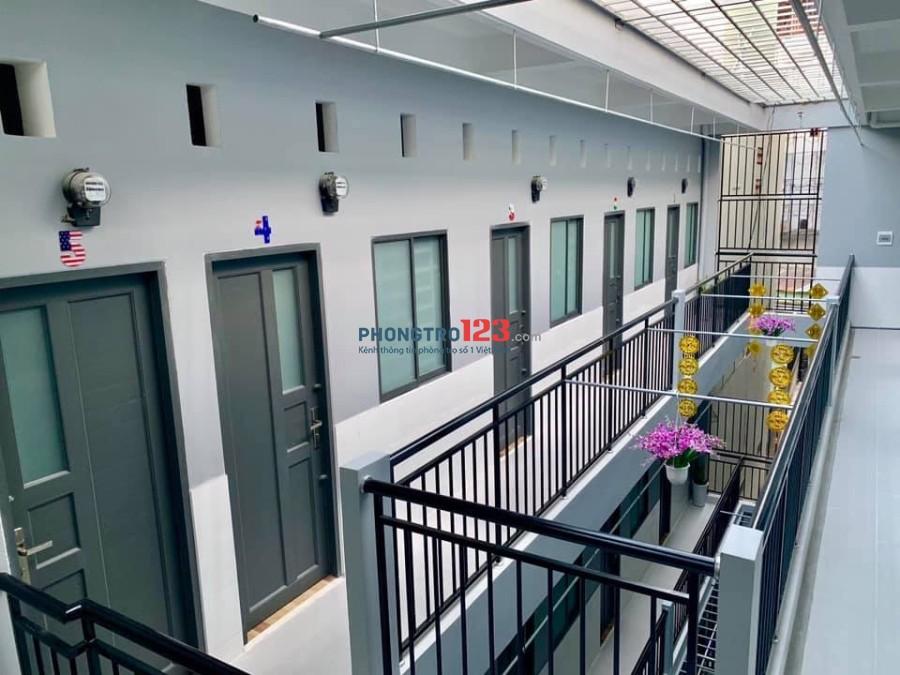 Cho thuê phòng trọ cao cấp quận Tân Bình gần sân bay