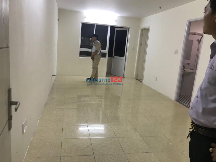 Cho thuê căn hộ chung cư tại nhà ở cán bộ Quân Khu 7