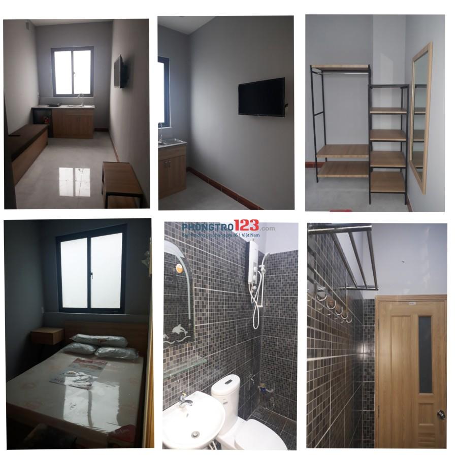 Cho thuê căn hộ mini cao cấp (đã trang bị đầy đủ nội thất cơ bản)