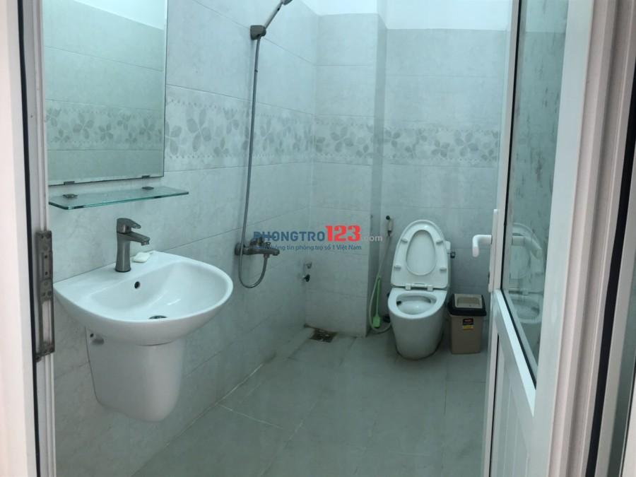 Ở trọ như ở nhà - phòng rộng 40-50m2 -Gò Dầu - Q.Tân Phú