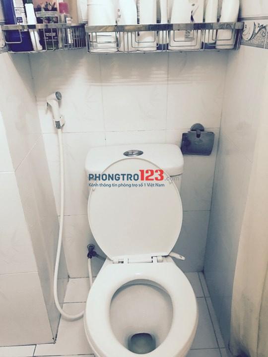 Cho thuê căn hộ mini 30m2 chính chủ, 05 Cao Thắng, P.2, Q.3, Tp.HCM