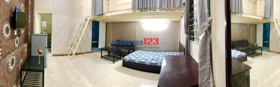 Phòng cao cấp dạng căn hộ dich vụ full nội thất, an ninh, ngay TT Q.10, 299/23-25 Lý Thường Kiệt. Giá 6- 7.tr/tháng