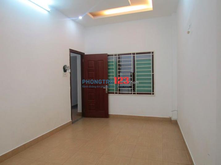 Phòng mới xây, giá rẻ cho sinh viên, văn phòng Hồ Văn Huê gần chợ Tân Định, Q.1
