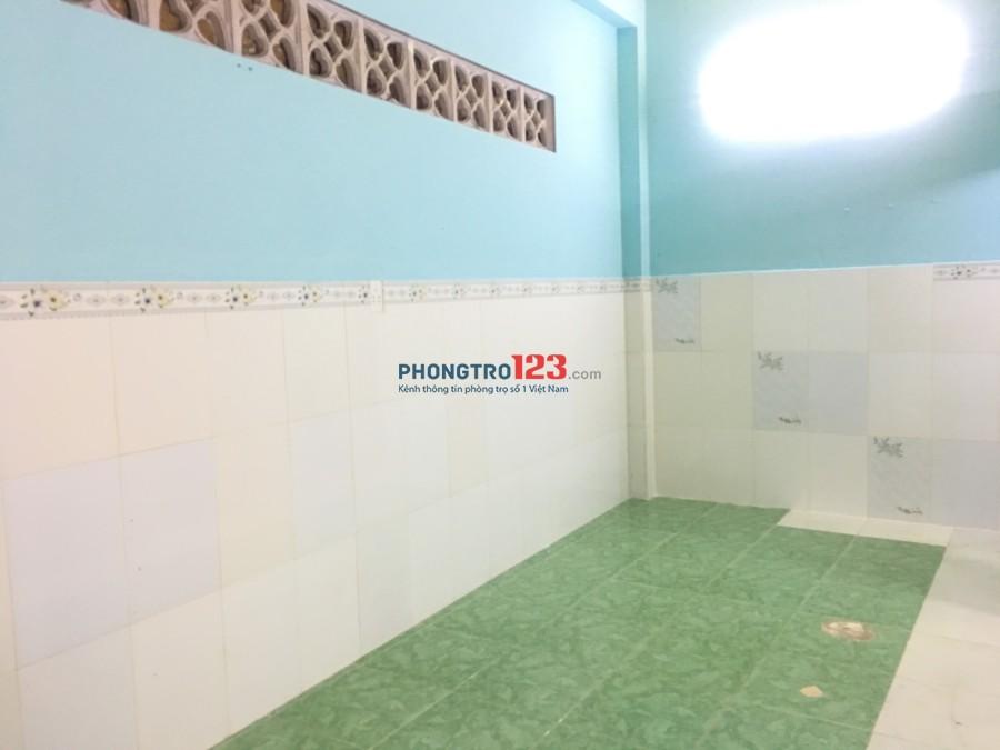 Phòng cho thuê sạch sẽ Đường Nguyễn Khoái Quận 4