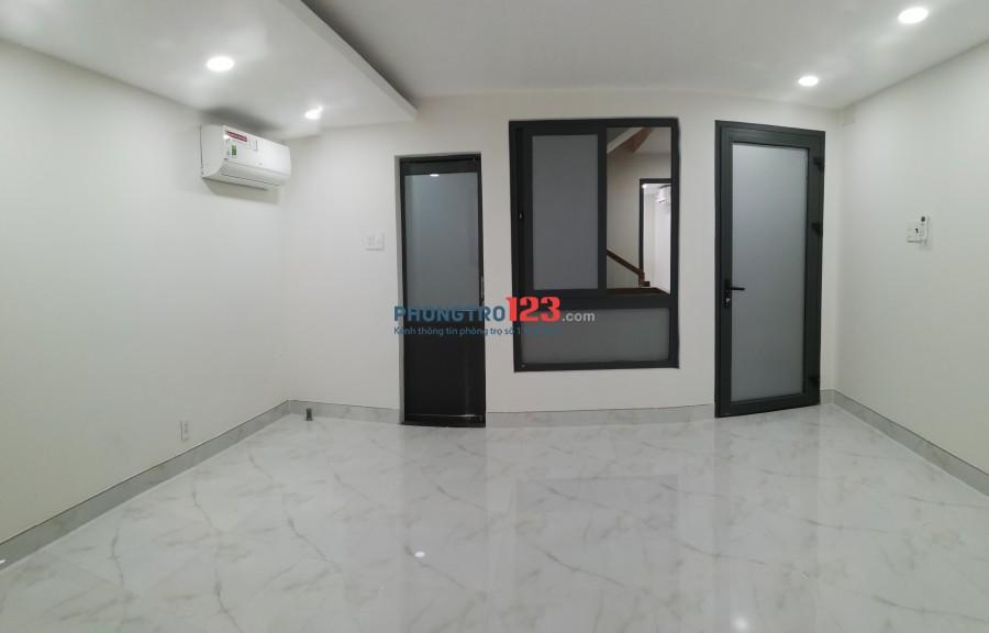 Phòng 22m2 đủ tiện nghi mới xây đường Bình Long