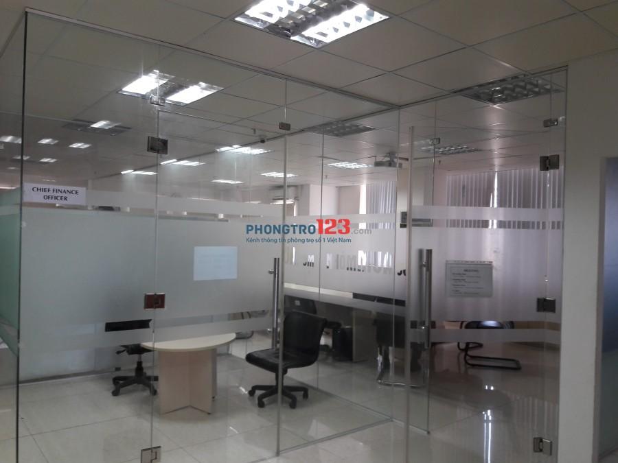 Mặt bằng văn phòng tầng lửng vừa kinh doanh & ở lại, sát bên Vincom Q.9