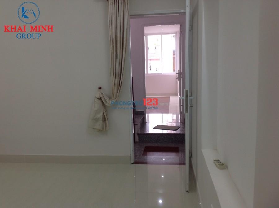 Phòng cực đẹp, có cửa sổ, wc riêng- Bùi Đình Túy, gần Hàng Xanh