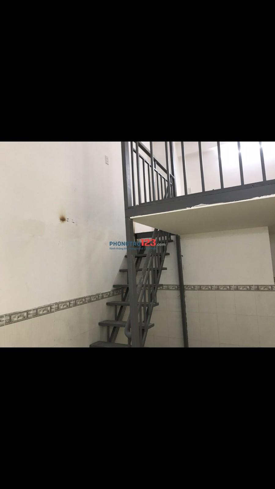 Phòng Quận 9 cho thuê mới xây còn mùi sơn