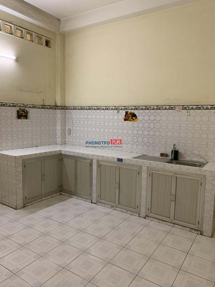 Cho thuê nhà nguyên căn 1 lầu hẻm xe hơi 3pn tại Lê Văn Thọ Gò Vấp giá 7,5tr/tháng Lh Ms Vân