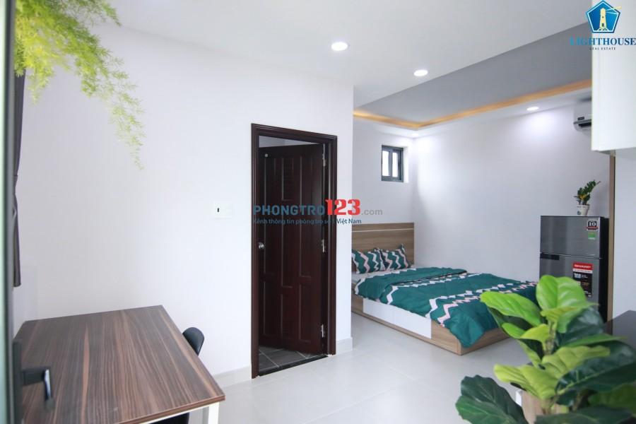 Căn hộ 28m2 mới toanh full nội thất ngay Đại Học Bách Khoa Q.10 (Phòng như Hình)