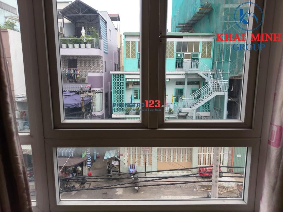 Căn hộ ĐẦY ĐỦ TIỆN NGHI, có bảo vệ - 168 Cô Giang, Q.1, gần chợ Bến Thành