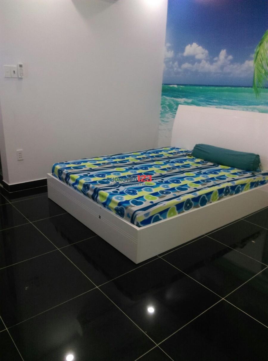 Phòng 30m2 - Full nội thất cao cấp- Số 67 đường số 1- chợ Tân Mỹ, Q.7, Giá 4 triệu/tháng