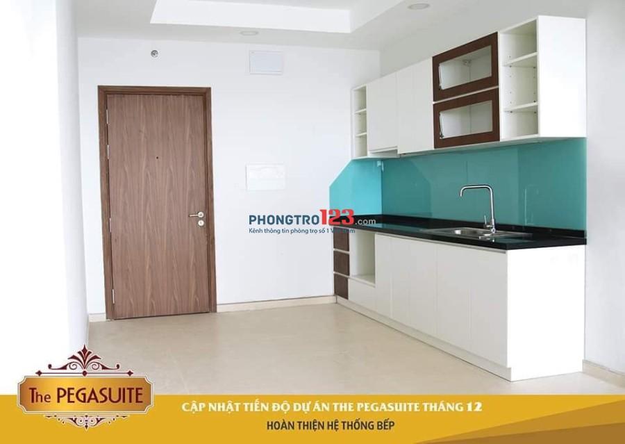 Chính chủ cho thuê căn hộ Pegasuite 1, DT 68m2, 2PN, 2WC quận 8. LH: Ms Duyên