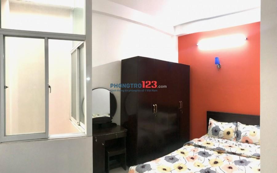 PHÒNG TIỆN NGHI SẠCH SẼ 20M2, GIÁ 4TR5 QUẬN 3