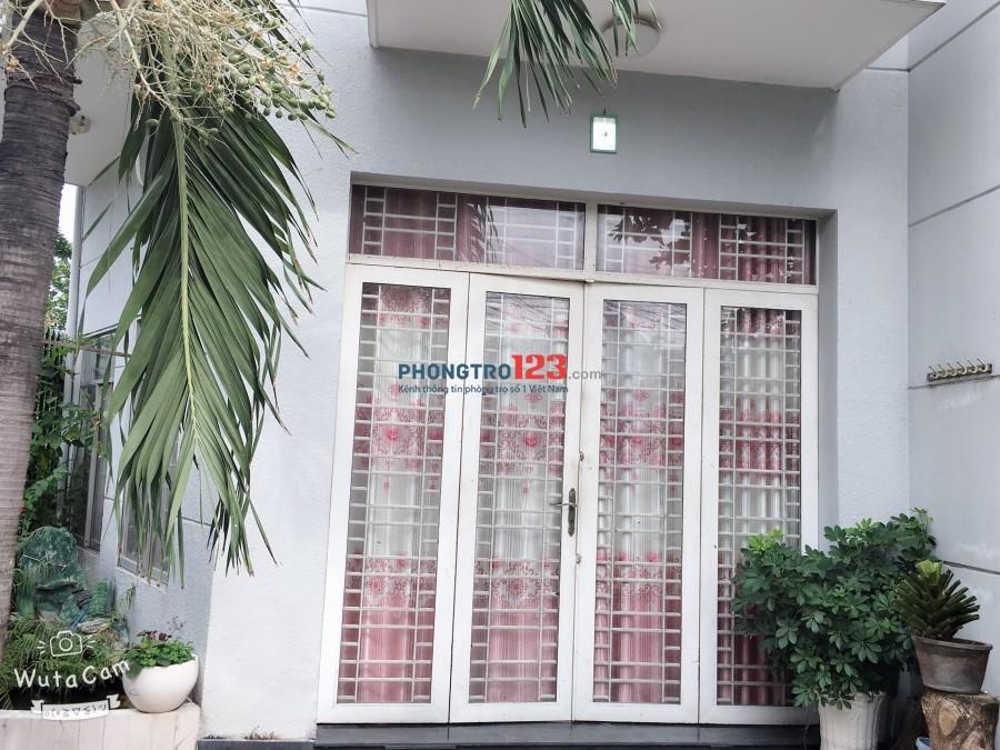 Homestay Hoang Phuc có máy lạnh, máy nước nóng, máy giặt