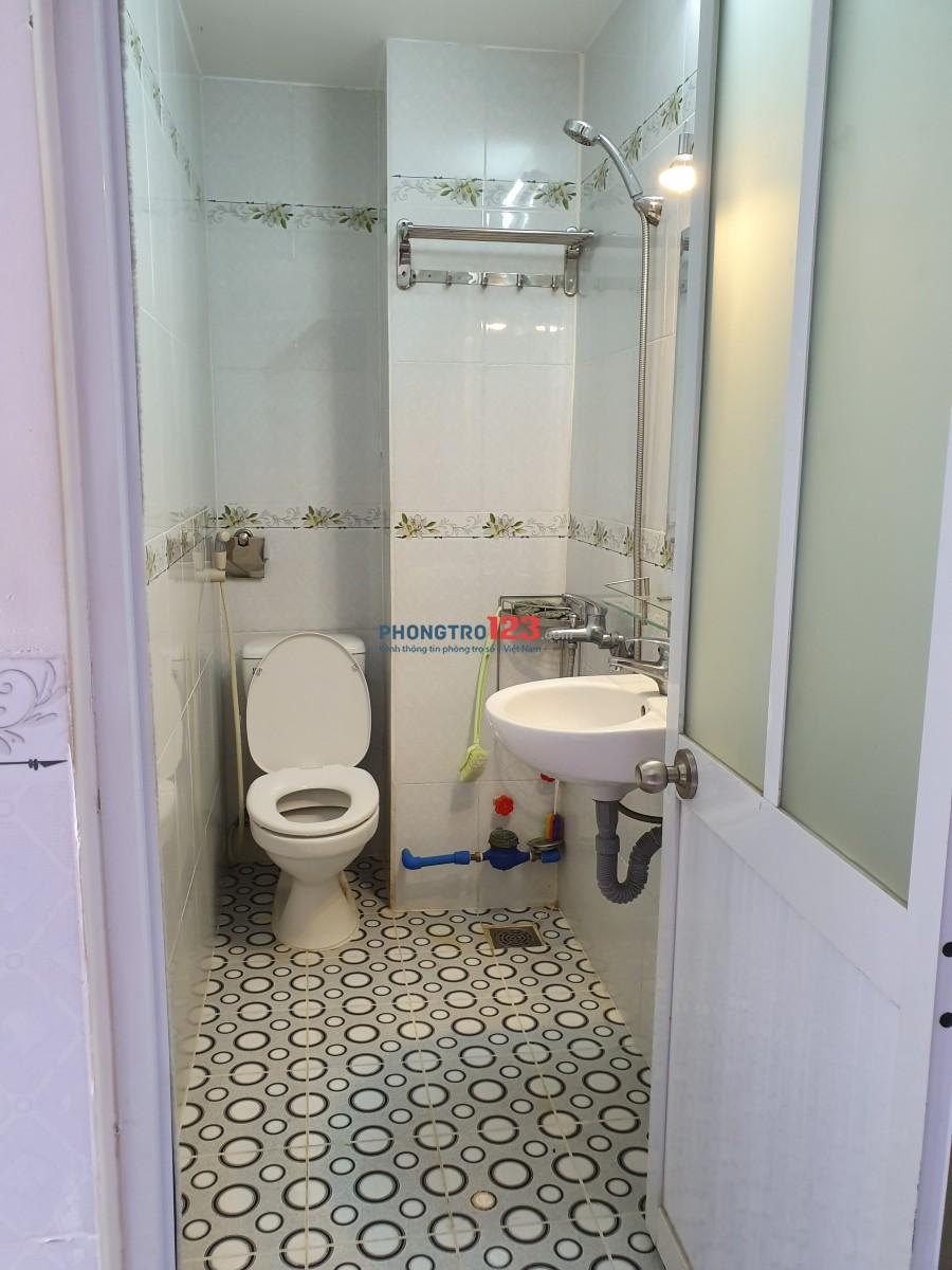 Phòng trọ Gò Vấp đẹp, có nội thất, toilet riêng, có bếp, ban công