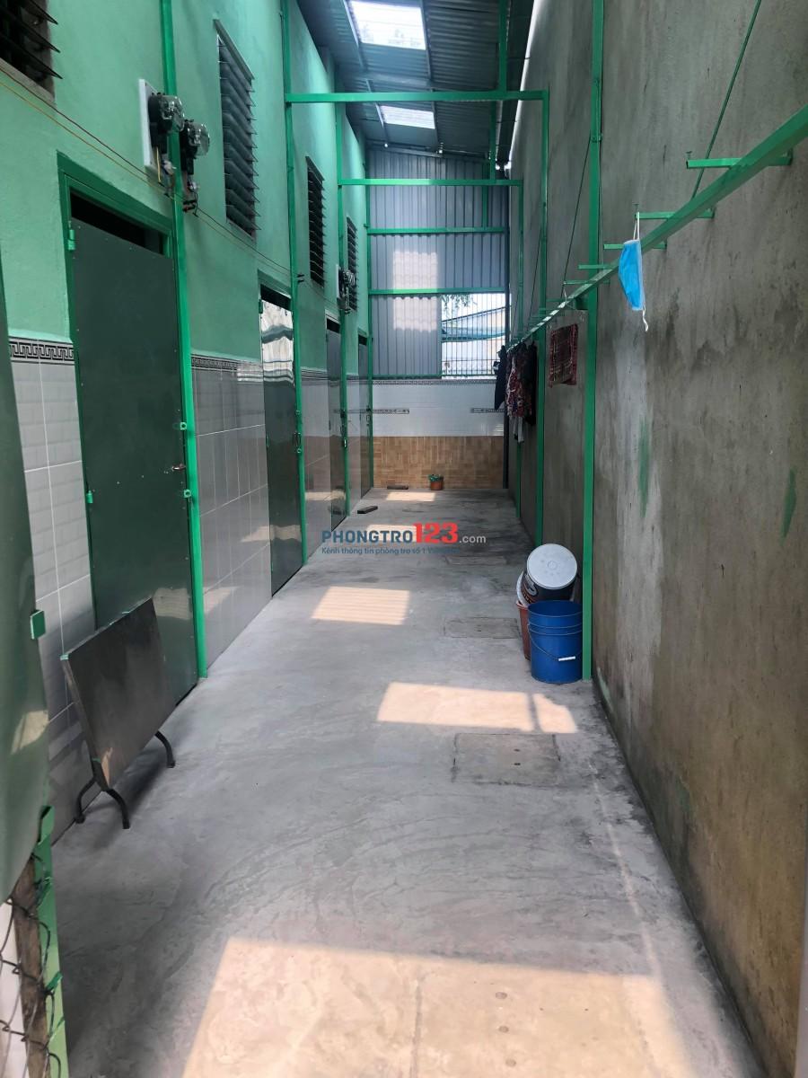 Phòng trọ dành riêng cho nữ thuê mặt tiền đường Nguyễn Thị Thử, Hóc Môn