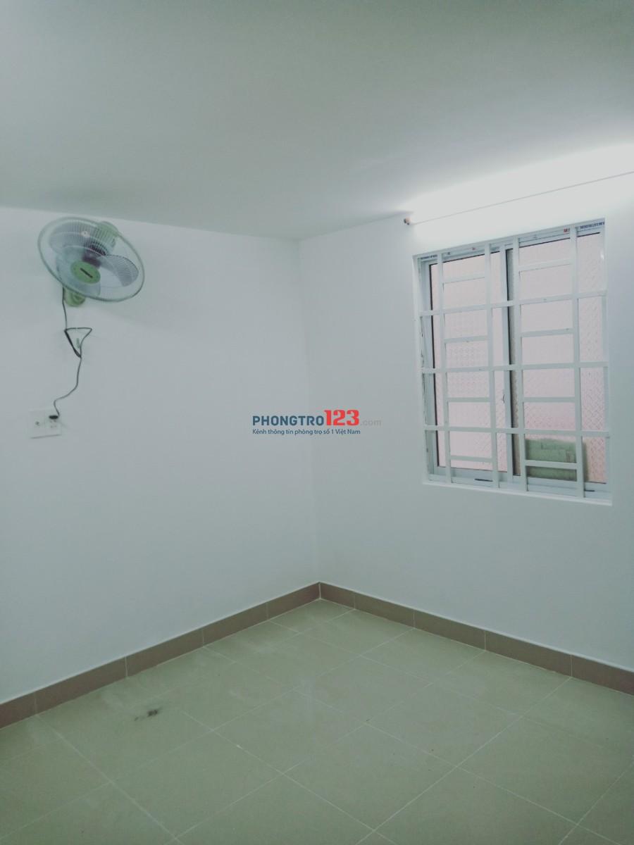 Cho thuê phòng mới xây 100% có máy lạnh có lầu tại Phan Huy Ích, Q.Tân Bình, giá 4tr/tháng