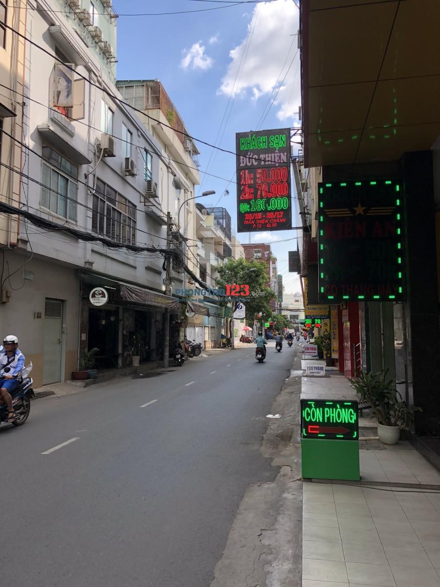 Cho thuê nhà nguyên căn Lê Hồng Phong, Quận 10