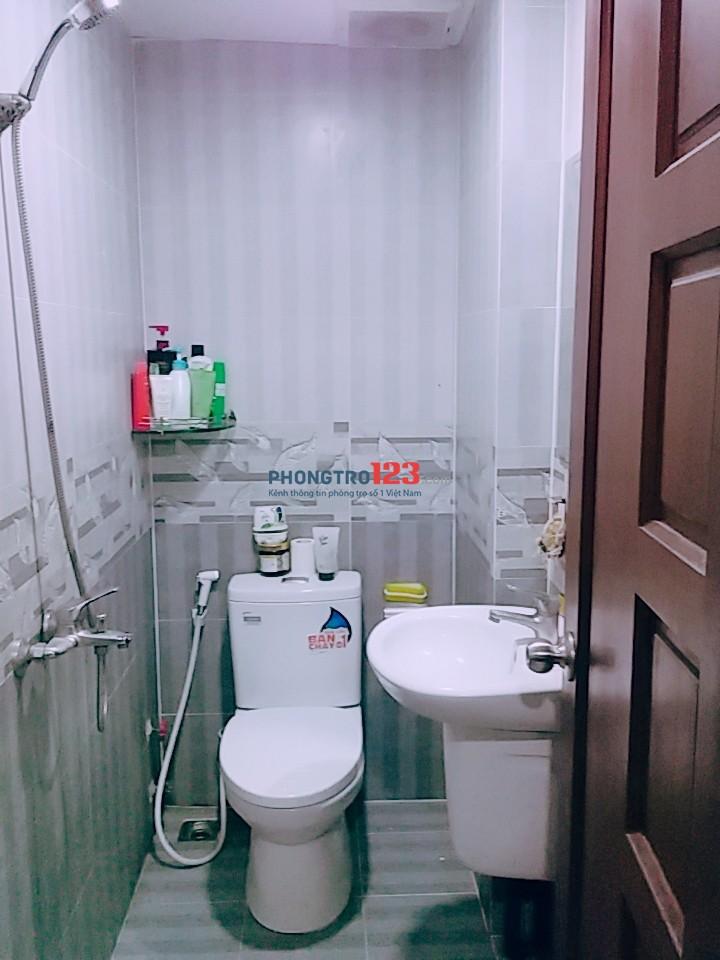 Căn hộ 1 PN Cityland Trần Thị Nghĩ 60m2 full Nt