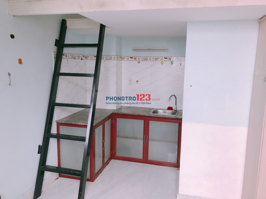 Cho thuê phòng đủ tiện nghi hẻm xe tải tại Bùi Văn Ba, Q.7, giá từ 3tr/tháng. LH Mr Minh