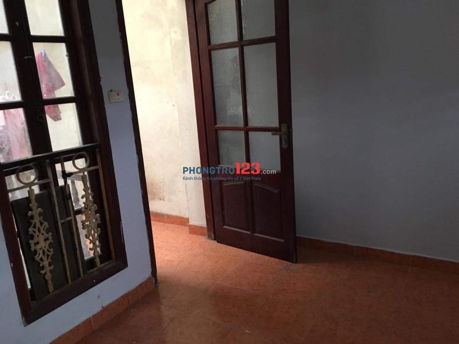Phòng trọ 20m2 tại đường Bạch Mai, phường Trương Định, quận Hai Bà Trưng