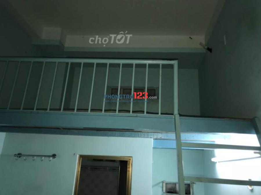 Phòng trọ mới xây có gác gần Đầm Sen, Đh Hồng Bàng