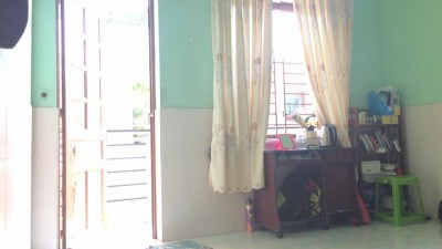 Phòng trọ đường Âu Cơ, Khuông Việt, ban công rộng, điều hòa, dt 25m2