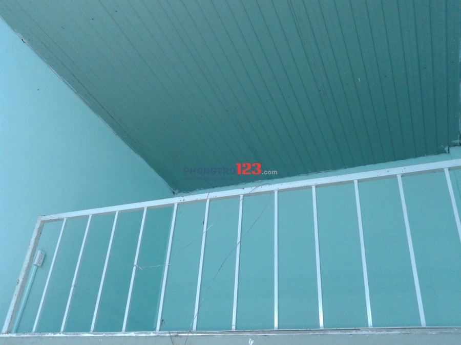 Nhà trọ gần ĐH Bình Dương, ĐH Mở, ĐH KTKT và BigC ở KDC Hiệp Thành 2 có INTERNET, WIFI
