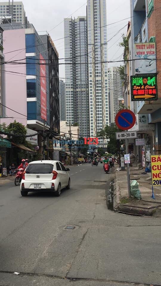 Cho thuê phòng Double có 2pn, 2wc hẻm 8m tại 135/37 Nguyễn Hữu Cảnh, Bình Thạnh, giá 7 triệu