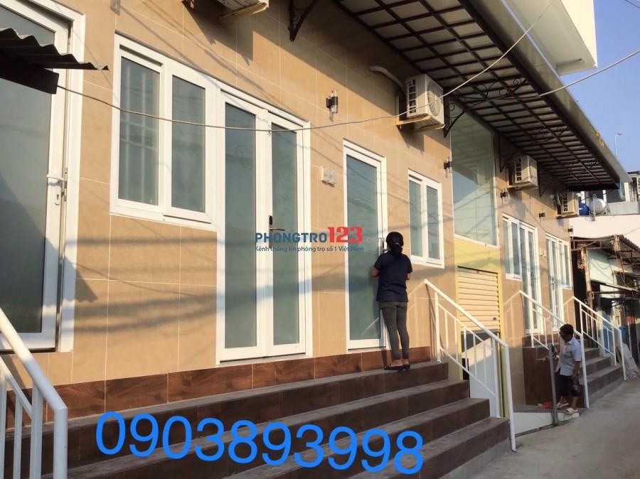 Căn hộ Mini Gác lửng, Nội Thất mới 100%,Thang máy, Giờ TD, Giá 5tr tại 85 Nguyễn Văn Qùy, Gần chân cầu Phú Mỹ, Q.7